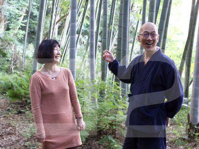 藤田一照さんと伊東昌美さん