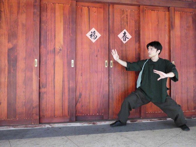 やさしい韓氏意拳入門 著・駒井雅和