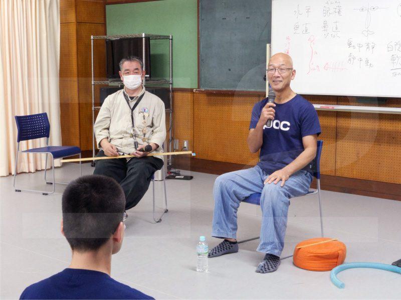 イベント藤田先生、小用先生