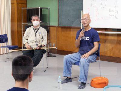 小用先生、藤田先生
