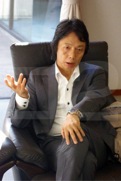 横山和正先生