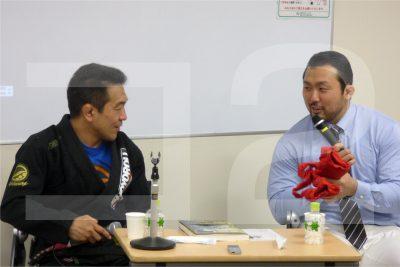 中井先生、鈴木さん