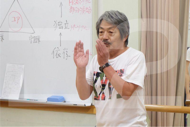 小原仁先生