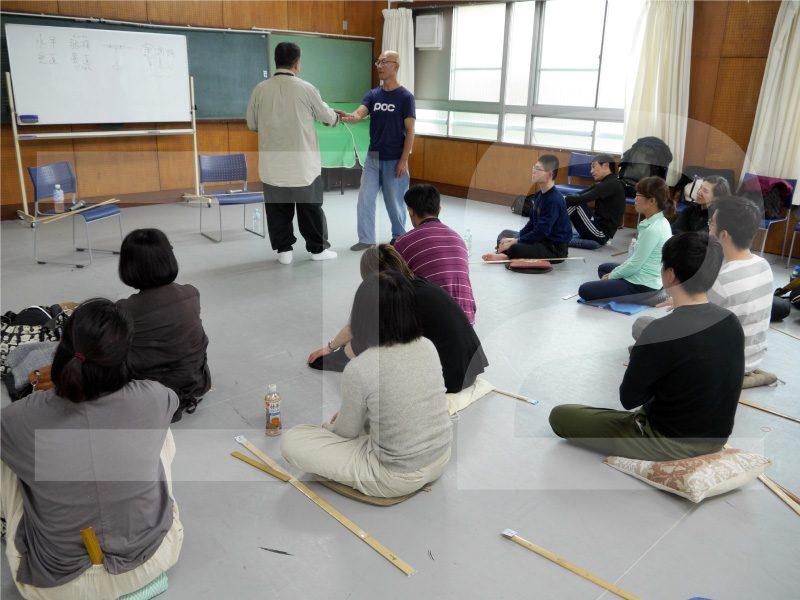 藤田先生、小用先生