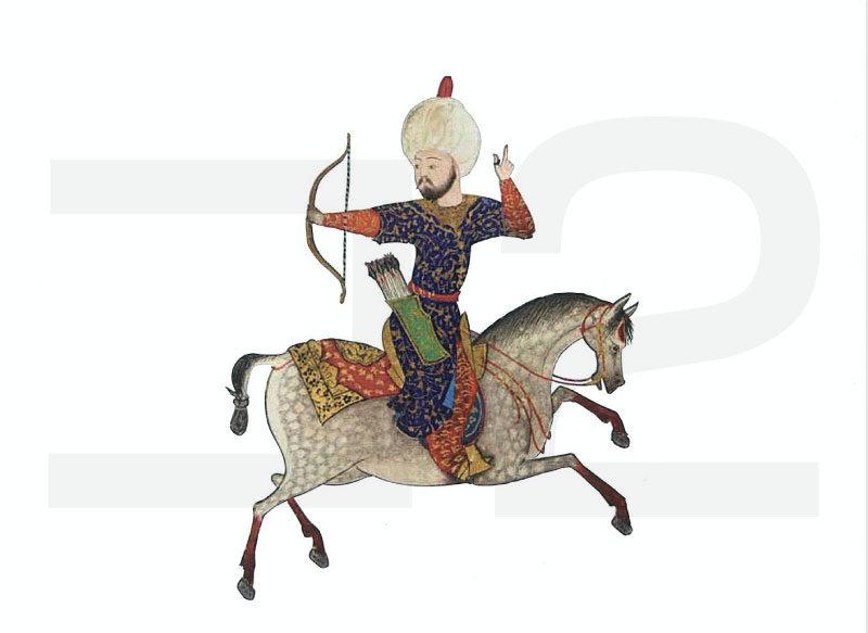 オスマン式弓術02