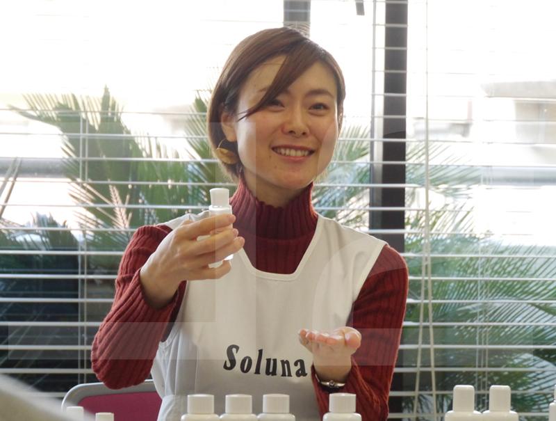 東福由香理さん